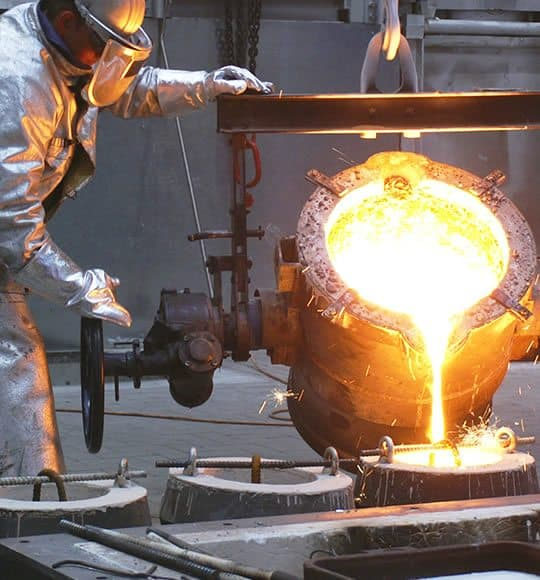 Asian castings and foundries