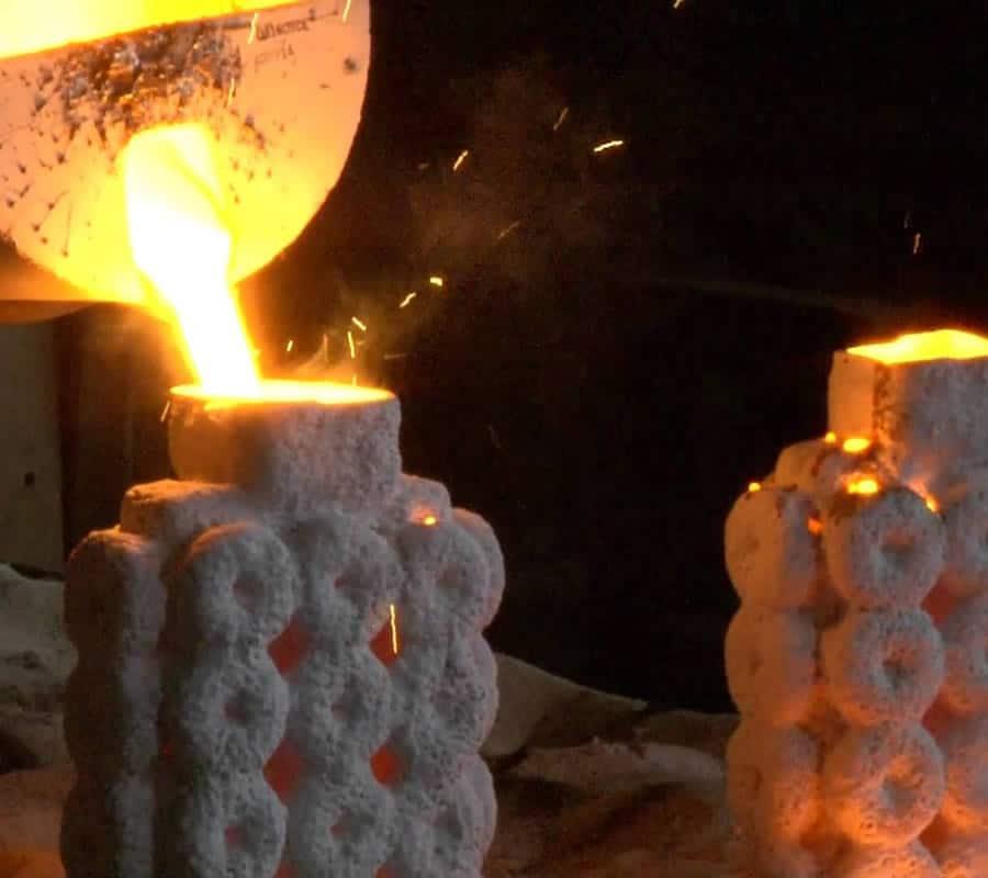 Calmet - Iron Casting Foundry | Investment Iron casting